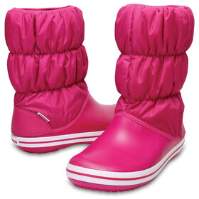 Crocs Winter Puff Boots Women Candy Pink/Candy Pink